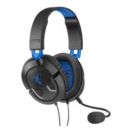 Headset Gaming Turtle Beach Recon 50P Negro Azul PS4