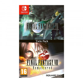 Final Fantasy VII & VIII Twin Pack Switch (SP)