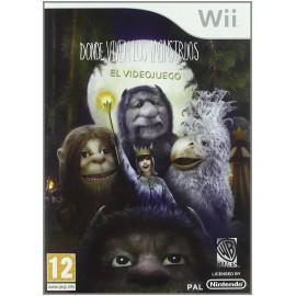 Donde Viven los Monstruos Wii (SP)