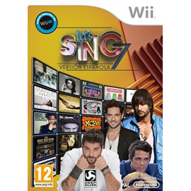 Let's Sing 7 Wii (SP)