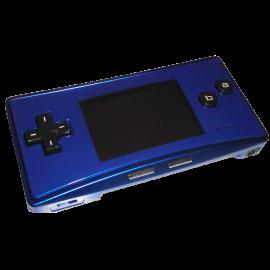 Game Boy Advance Micro Azul