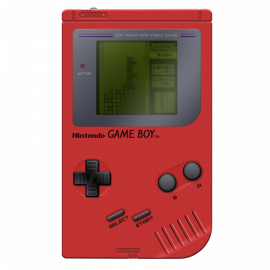 Game Boy Roja