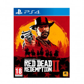 Red Dead Redemption 2 PS4 (SP)