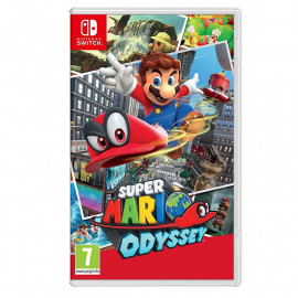 Super Mario Odyssey Switch (SP)