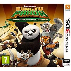 Kung Fu Panda Confrontacion de Leyendas Legendarias 3DS (SP)