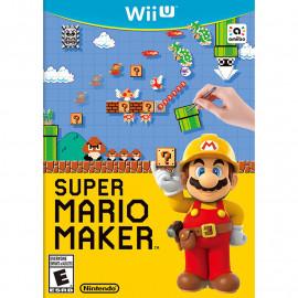 Super Mario Maker Wii U (MR)