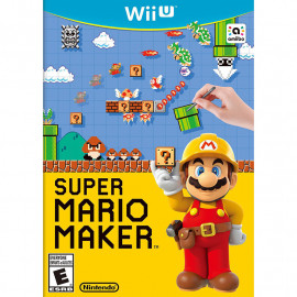 Super Mario Maker Wii U (UK)