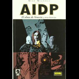 Comic AIDP El Alma de Venecia Norma