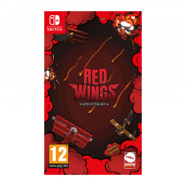 Red Wings Aces of The Sky Baron Edition Switch (SP)