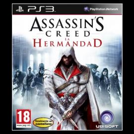 Assassin's Creed La Hermandad PS3 (SP)