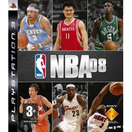 NBA 08 PS3 (SP)