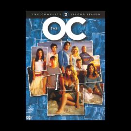 The O.C. Temporada 2 (24 Cap) DVD