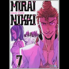 Manga Mirai Nikki Ivrea 07