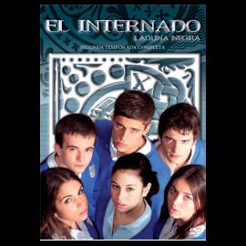El Internado Temporada 2 (8 Cap) DVD
