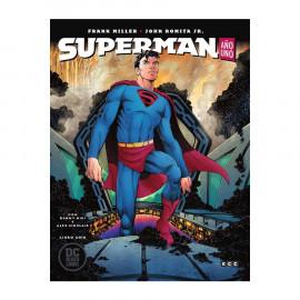 Comic Superman Año Uno Black Label Libro Uno ECC