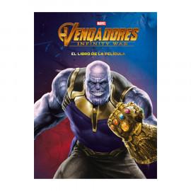 Comic Vengaodres Infinity War El Libro De La Pelicula Planeta