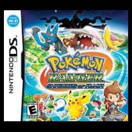 Pokemon Rangers Sombras de Almia DS (SP)