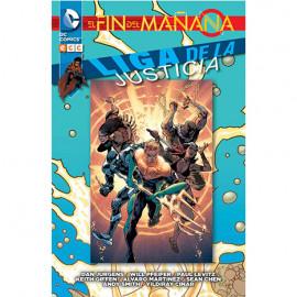 Comic El Fin Del Mañana Liga de la Justicia ECC 02