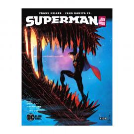 Comic Superman Año Uno Black Label Libro Dos ECC