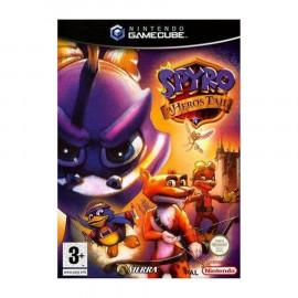 Spyro a Hero's Tail GC (SP)