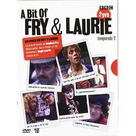 A Bit Fry & Laurie Temporada 2 DVD