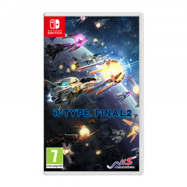 R-Type Final 2 Inaugural Flight Edition Switch (SP)