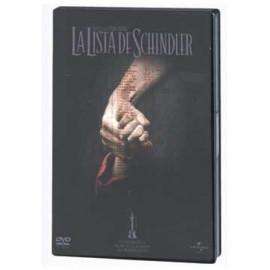La lista de Schindler DVD