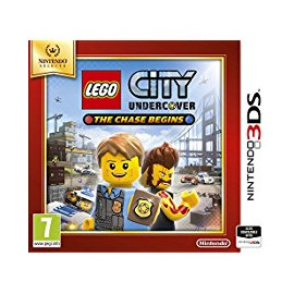 Lego City Undercover The Chase Begins Nintendo Selects 3DS (SP)