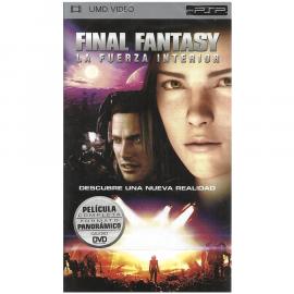 Final Fantasy la Fuerza Interior UMD