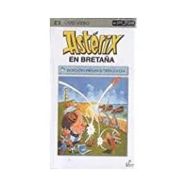 Asterix En Bretaña UMD