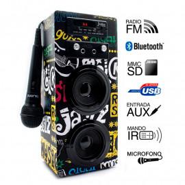 Joybox Karaoke Bluetooth Band