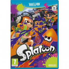 Splatoon Wii U (UK)