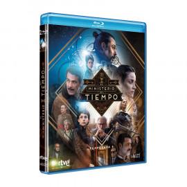El Ministerio Del Tiempo Temporada 4 BluRay (SP)