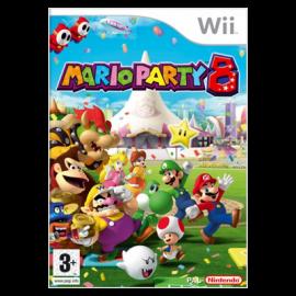 Mario Party 8 Wii (SP)