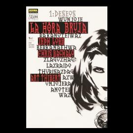 Comic La Hora Bruja Norma 01