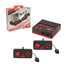 Consola Nintendo NES Negro Rojo Retro-bit 8-Bit A