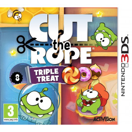 Cute the Rope Pack de 3 Juegos 3DS (SP)