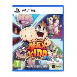 Alex Kidd In Miracle World Dx PS5 (SP)