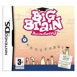 Big Brain Academy DS (SP)