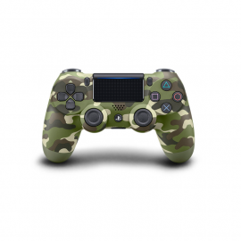 Dual Shock 4 V2 Camuflaje Verde PS4