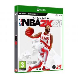 NBA 2K21 Xbox One (SP)