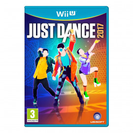 Just Dance 2017 Wii U (SP)
