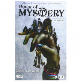 Comic House of Mystery Planeta 08