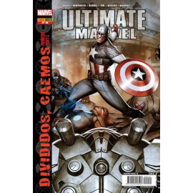 Comic Ultimate Marvel (2012) Panini 10