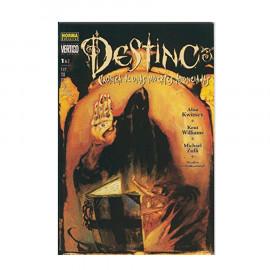 Comic Destino: Cronica de Unas Muertes Anunciadas Norma 01
