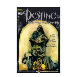 Comic Destino: Cronica de Unas Muertes Anunciadas Norma 02