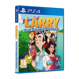 Leisure Suit Larry Wet Dreams Dry Twice PS4 (SP)