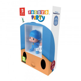 Pocoyo Party y Figura Switch (SP)