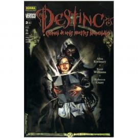 Comic Destino: Cronica de Unas Muertes Anunciadas Norma 03