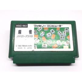 Mah-jong NTSC JAP NES